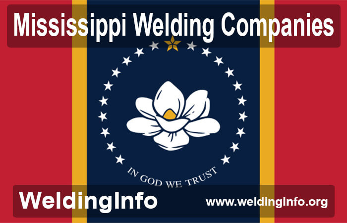 welding companies in mississippi