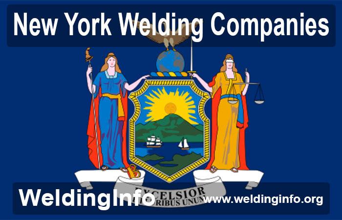 welding companies in new york