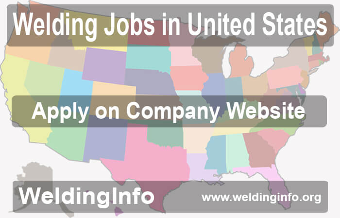 best welding jobs in the united states