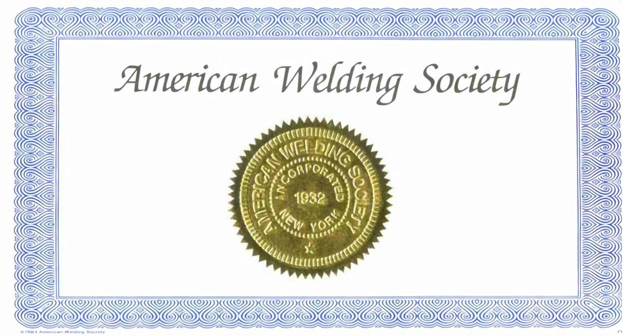 Aws Certification Tulsa Welding School