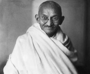 Father of Satyagraha