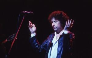 """Gotta Serve Somebody: The Gospel Songs of Bob Dylan."""