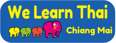 We Learn Thai Logo