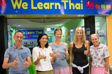 We Learn Thai Chiang Mai - Last Day of Class
