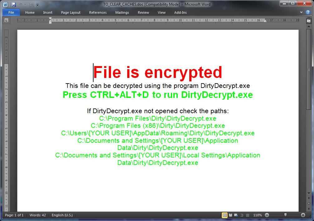 Screenshot filecoder