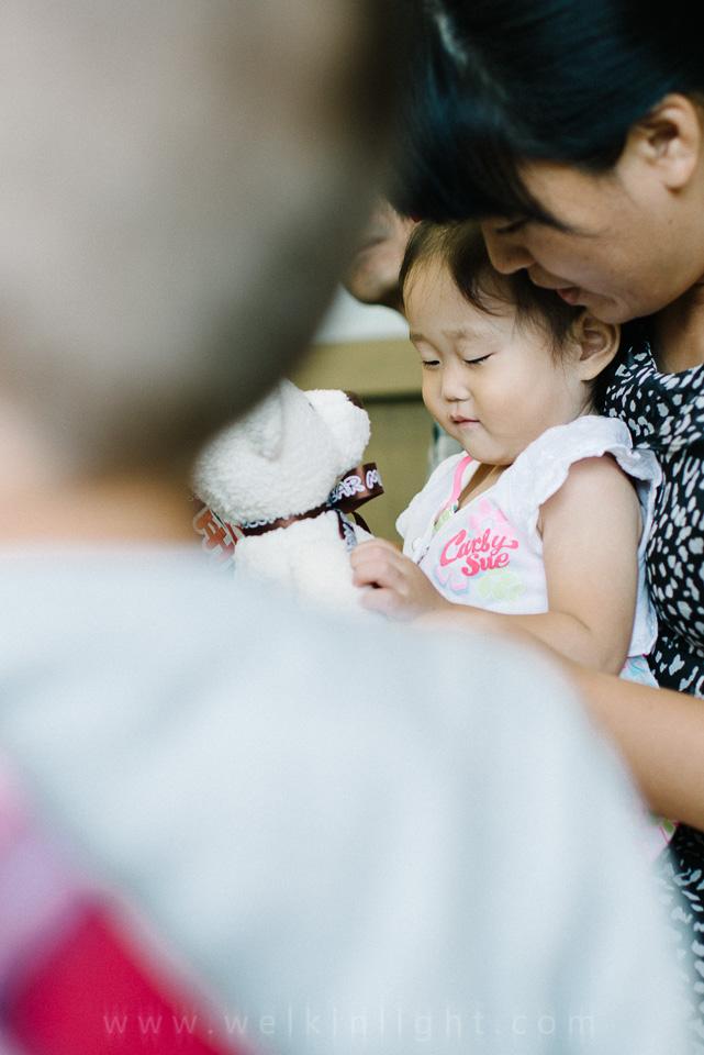 Adoption Photography Seoul