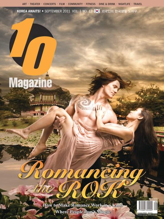 10 Magazine Korea - Cover - Romance