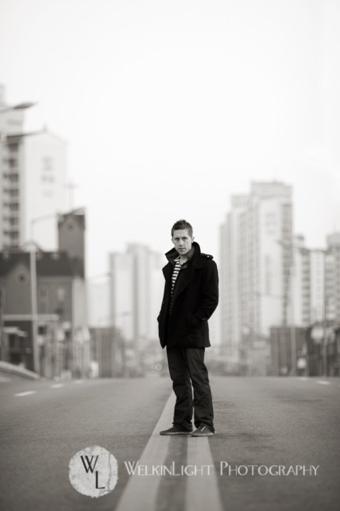 Street - Seoul Portrait Photography