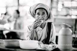 Myanmar Portrait - Travel Photography