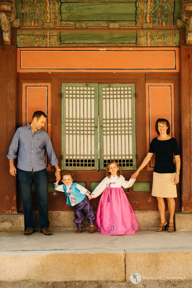 Seoul Family Photographer English Speaking