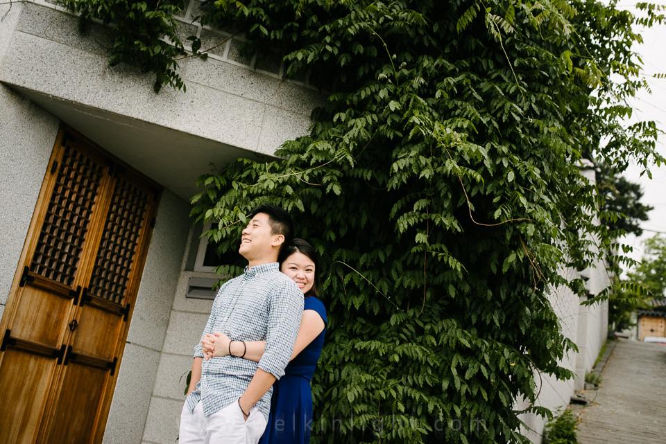 Korea Pre Wedding Photographer