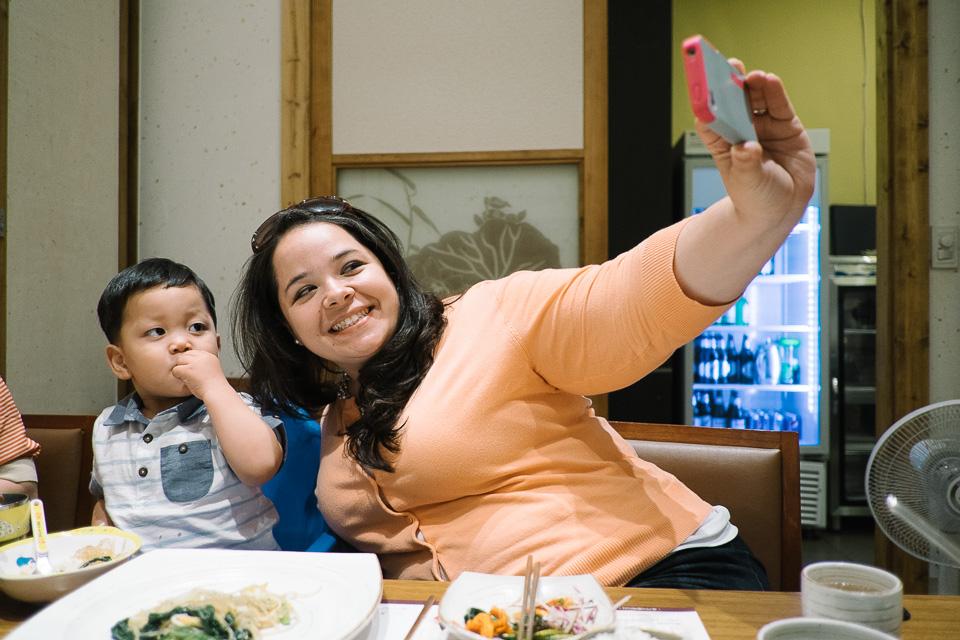 Selfie! - Ezra's Adoption