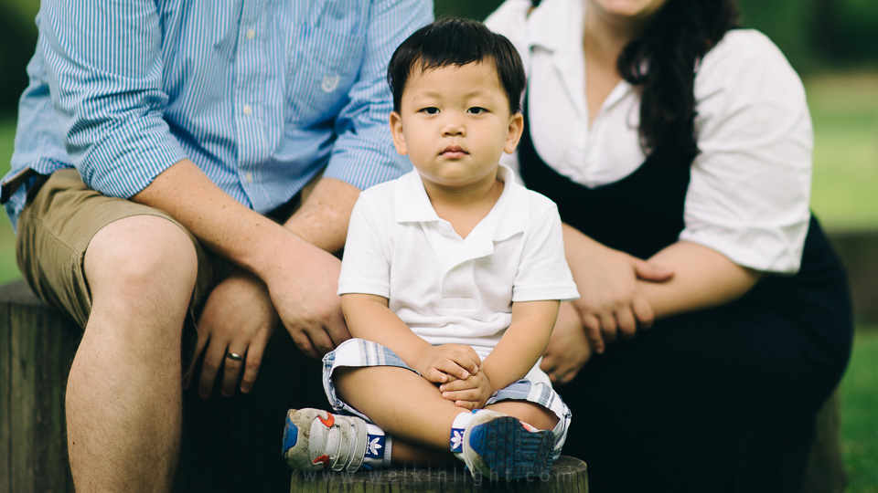 Family Session in Korea
