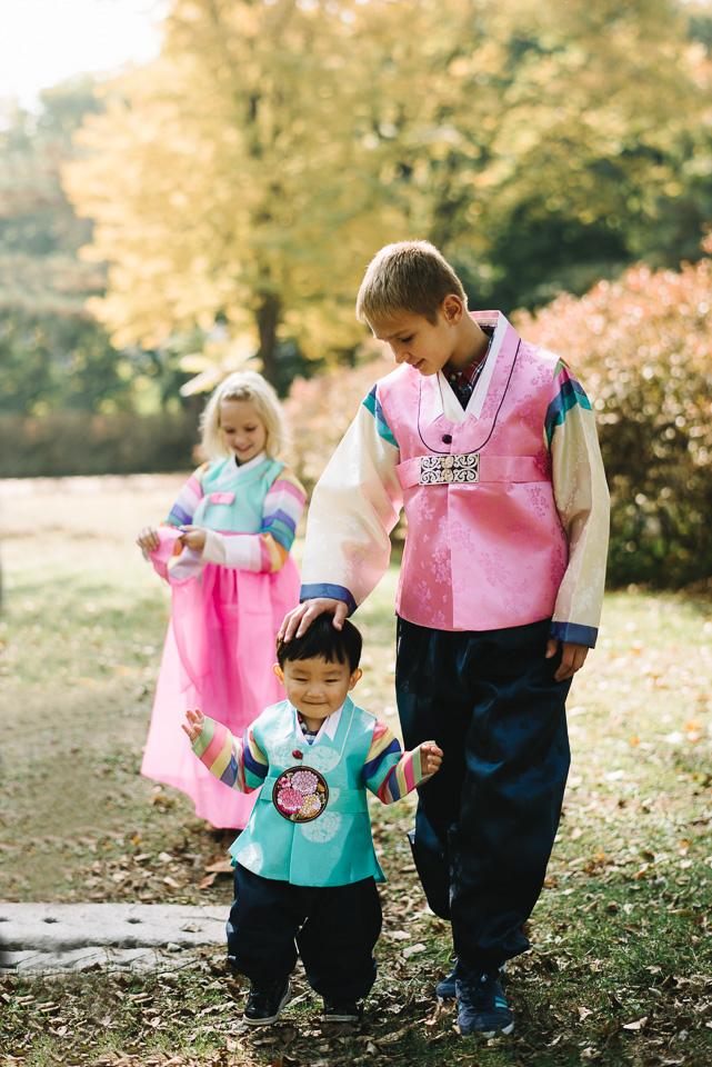 Family Photographer Seoul