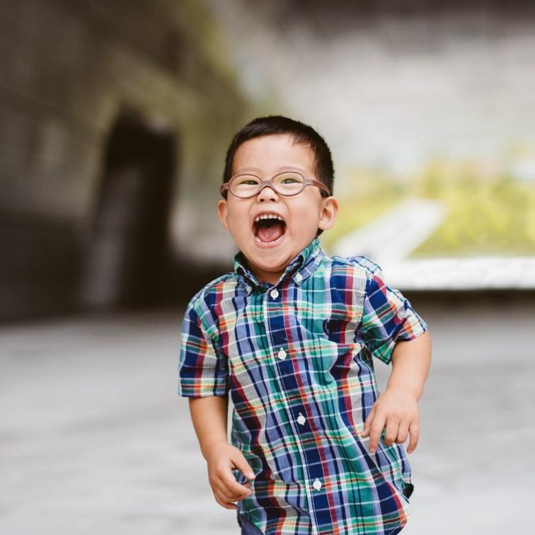 Children's Photographer - Seoul