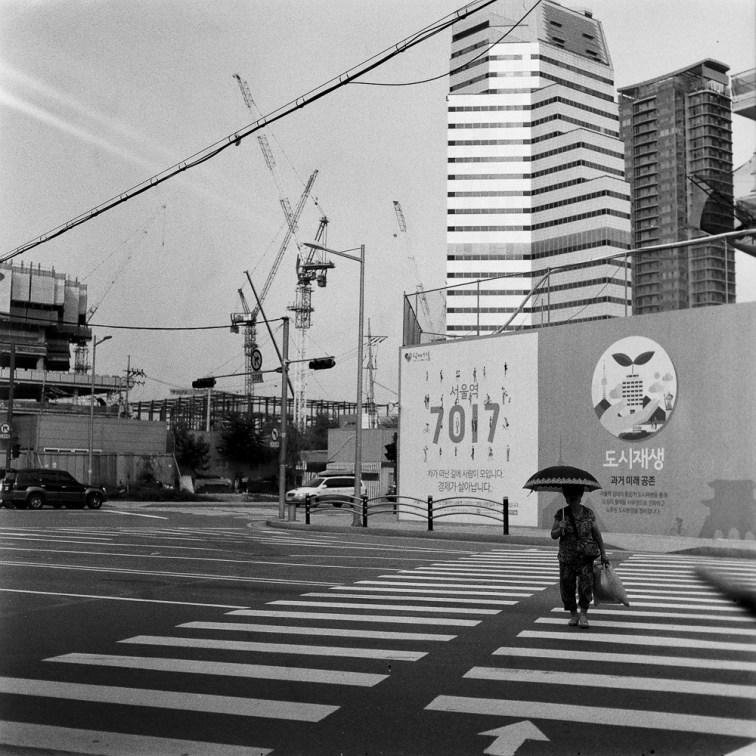 Photographer in Korea
