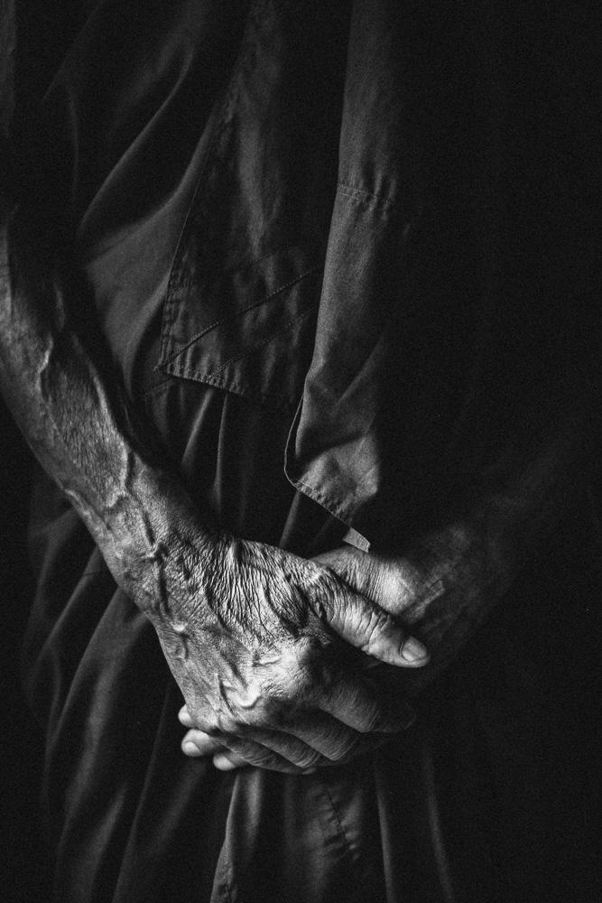 Monk - Travel Photographer