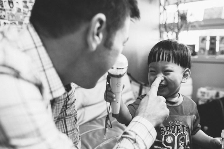 Orth Family Photography - Korea