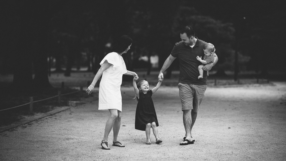 Seoul Family Photographer - Grandbois