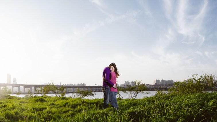 Pre-wedding Photographer in Korea