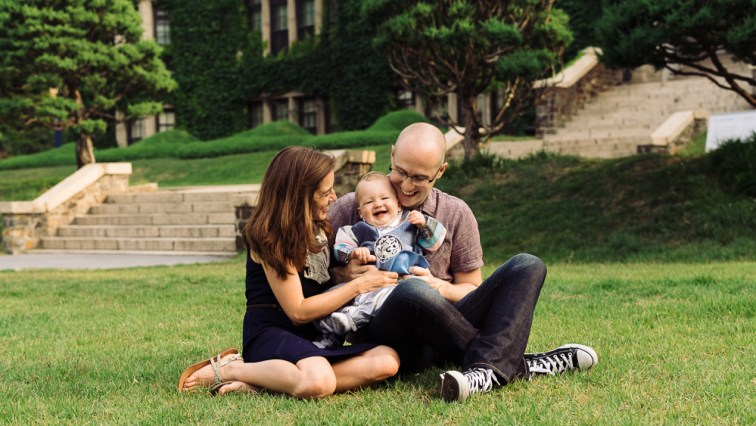 Family Photographer Korea