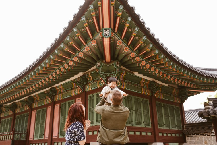 Seoul Family Photographer