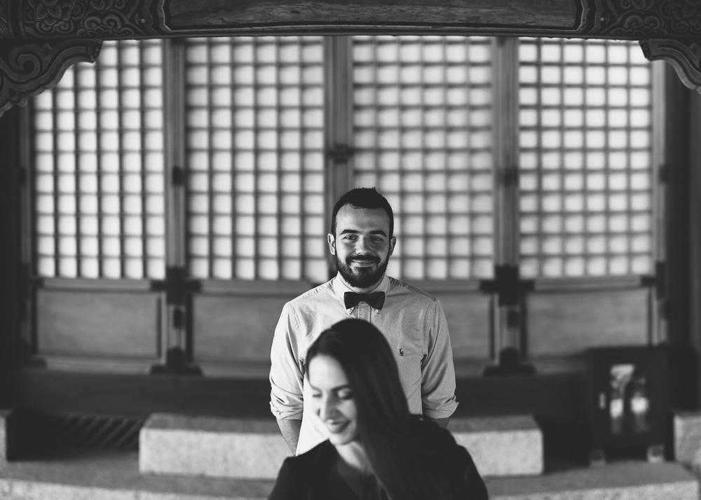 Seoul Couple Photographer