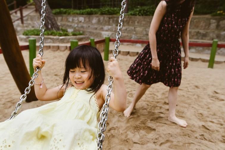 Seoul, Korea - Documentary Family Photographer
