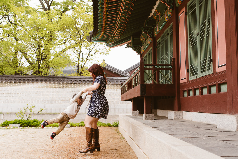Seoul, Korea - Family Photography
