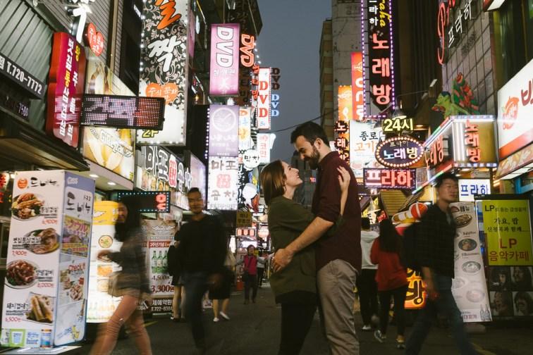 Korea Pre-Wedding Photographer - Michele and Miranda