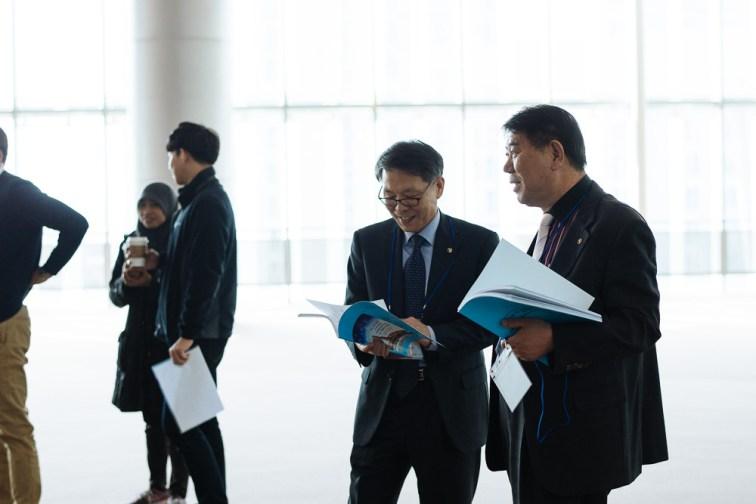 Seoul Corporate Event Photographer - Hanjib D&B