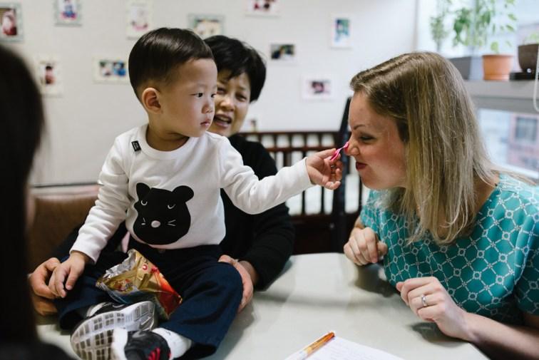 Family Photographer in Seoul - Conner's Custody Session