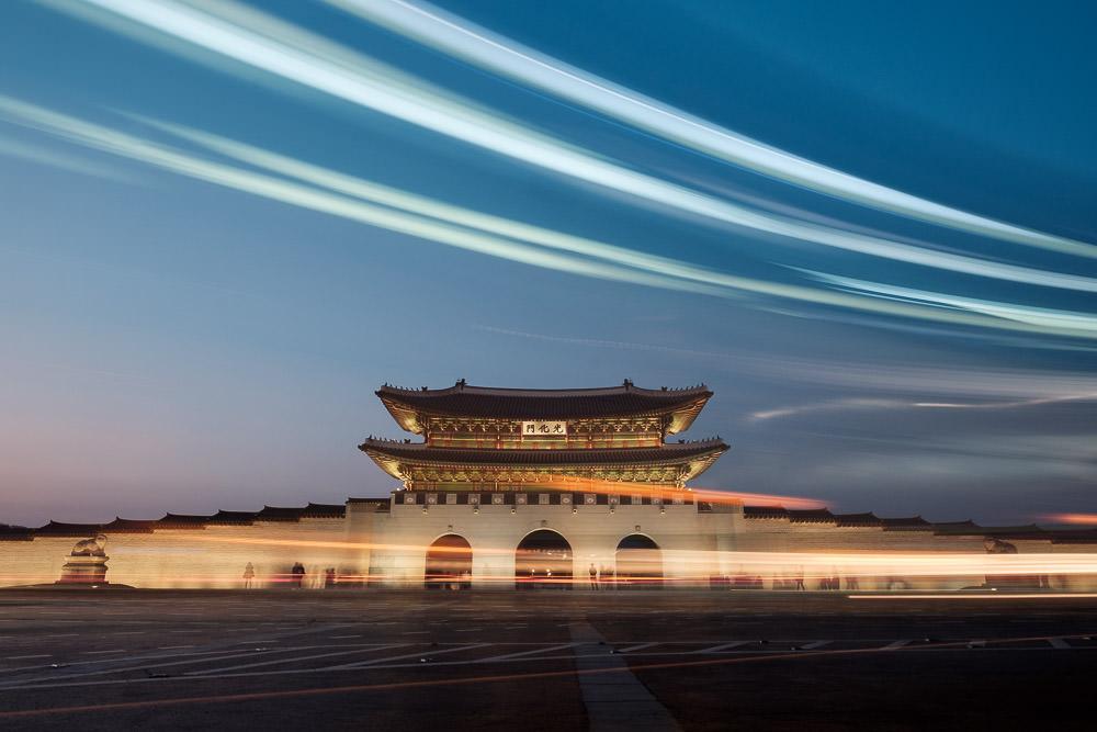 Gwanghwamun - Seoul Editorial Photographer