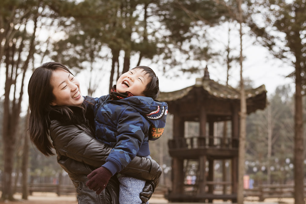 Family Photographer - Seoul, Korea