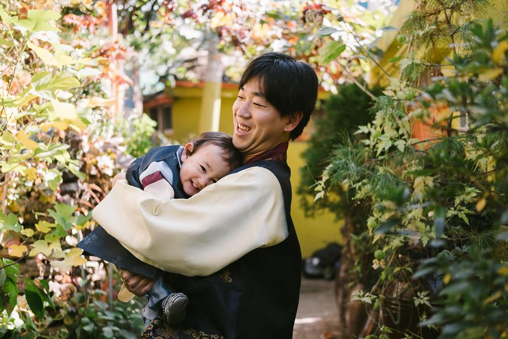 Family Photographer Hanbok Seoul