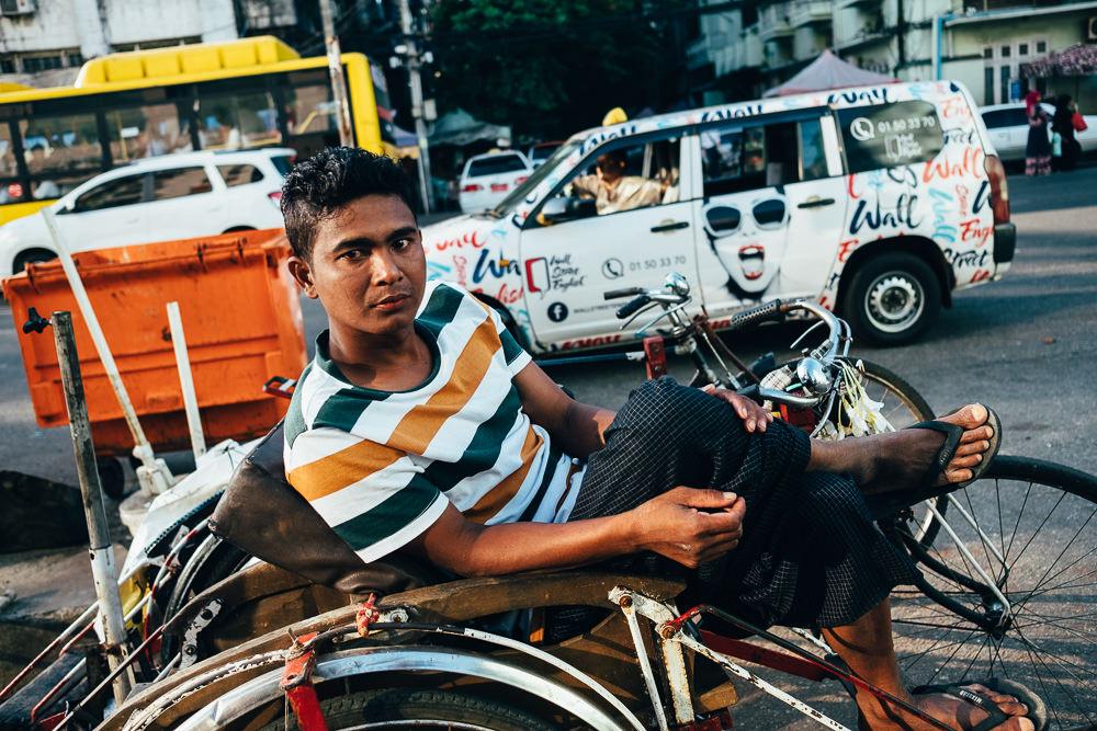 Yangon, Myanmar Travel Photographer