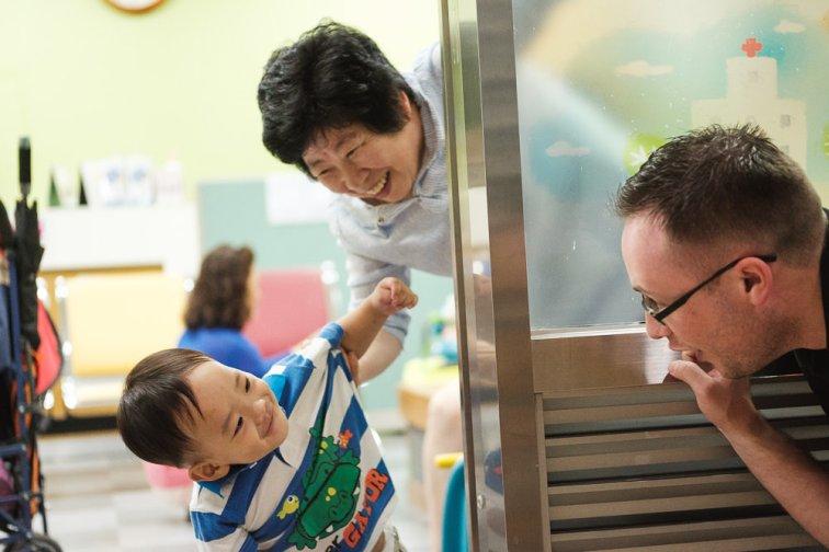 Family Photography | Seoul Korea