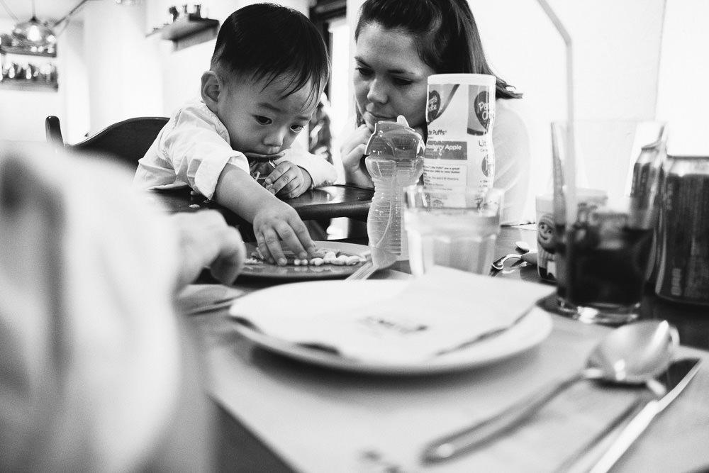 Seoul Family Photographer - Ramsey Family