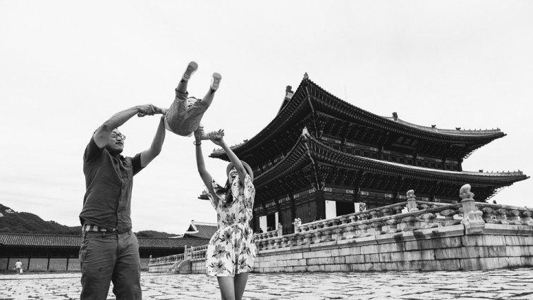 Chen Family - Seoul Photographer