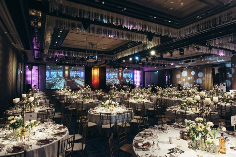 Seoul Event Photography - BCCK Queen's Birthday Ball 2018 Four Seasons Hotel Ballroom