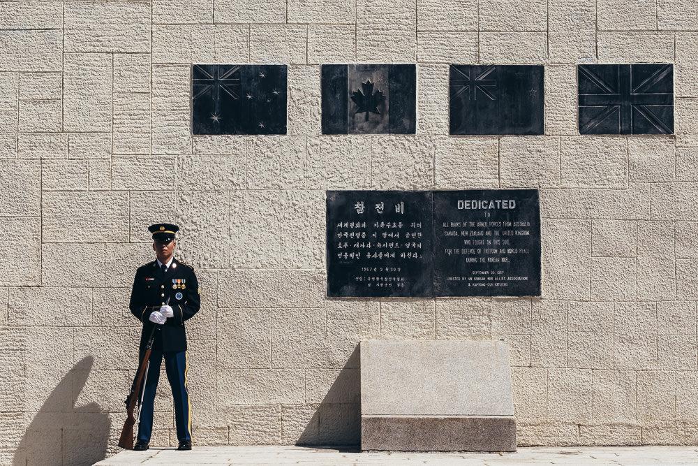 Event Photographer Korea - Commonwealth Memorial, Gapyeong