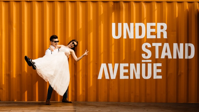 Jaz & Jun Pre-wedding Photography - Understand Avenue