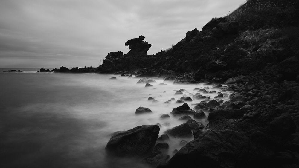 Yongduam, Dragon's Head Rock, Jeju Island, South Korea
