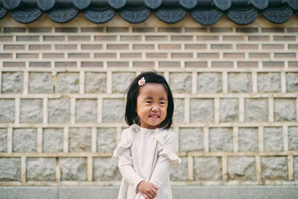Family Photo Shoot in Seoul