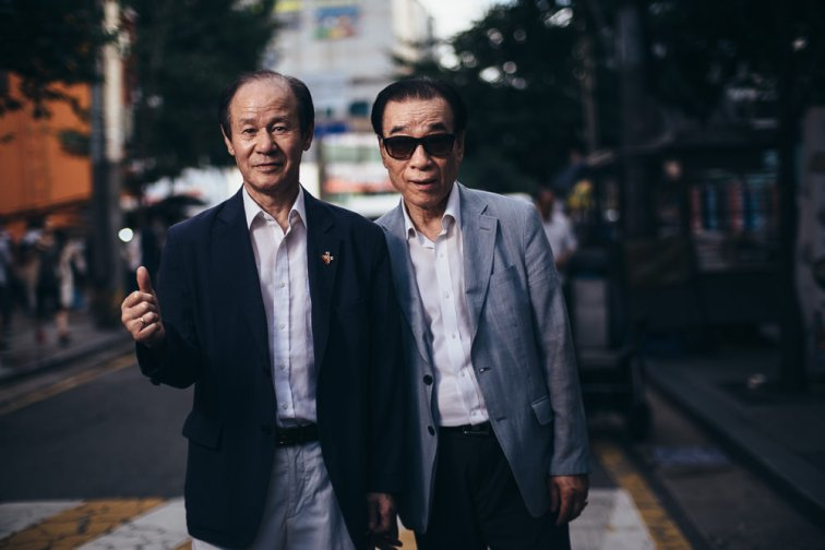 Jongno Gentlemen - Photography in Seoul