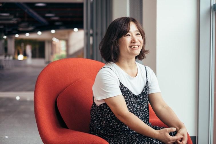 Interview Portrait - Editorial Photographer, Seoul, Korea
