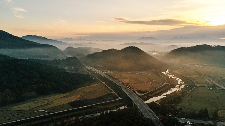 The Road to Sunchang, Smile Magazine, Korea Editorial Photographer