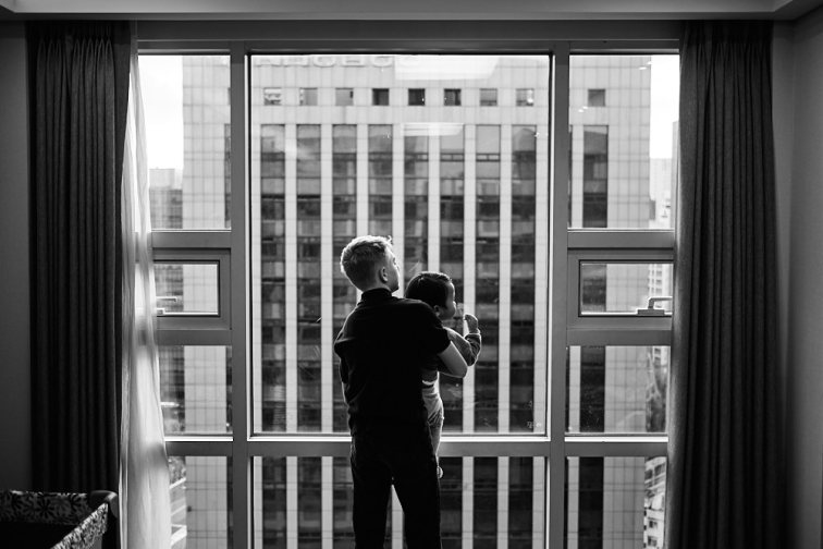 Brothers - Adoption Custody Photography