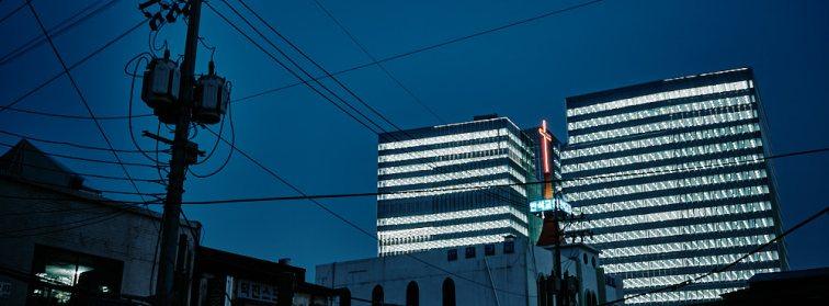 Gentrification of Seoul - Euljiro