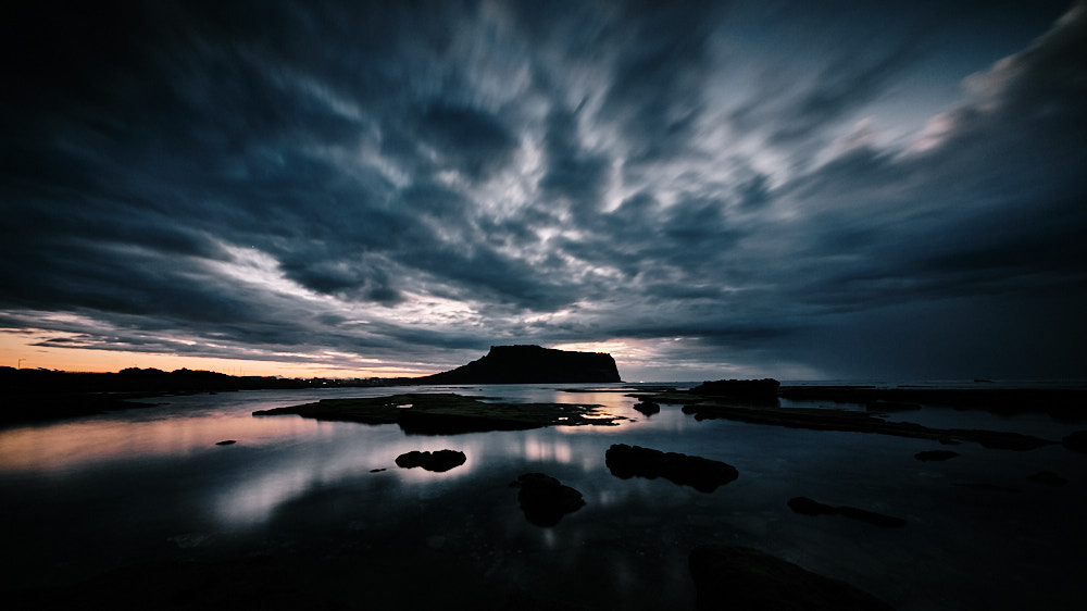Seongsan Sunrise Peak, Jeju Island
